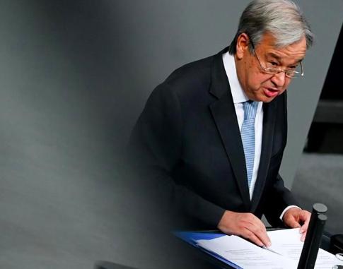 Guterres anuncia que aspirará a un segundo mandato como jefe de la ONU