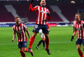 Correa y Saúl hacen al Atlético campeón de invierno ante el Sevilla