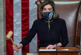 """Congreso abre otro juicio político a Trump por incitar a la """"insurrección"""""""