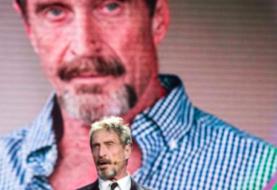Nuevo rechazo en España a excarcelar a EEUU al creador del antivirus McAfee