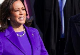 Kamala Harris se convierte en la primera vicepresidente de los EEUU