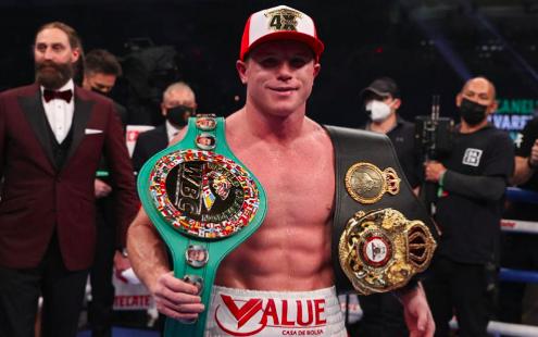 """Canelo'"" Álvarez peleará el 27 de febrero en Miami con el turco Avni Yildrim"