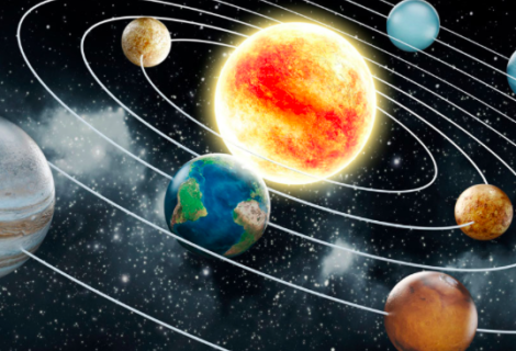 Sistema Solar se formó en dos etapas, según un estudio