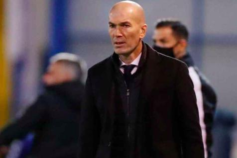 Real Madrid comunica que Zidane ha dado positivo en covid-19