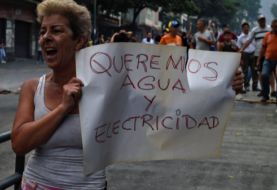 Venezuela suma casi 8.000 protestas en medio de la pandemia