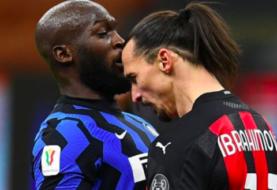 Italia sanciona con un partido a Ibrahimovic y Lukaku por pelea