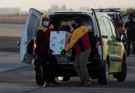 Chile recibe tercer lote de 88.725 vacunas de Pfizer