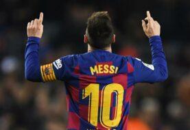 Cristiano y Messi en el equipo 2020 de los aficionados