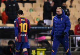 El PSG admite su interés por Messi y deja la puerta abierta a Neymar y Mbappé
