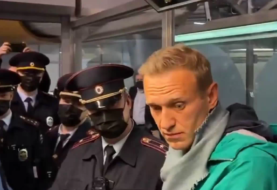 """Estados Unidos exige a Rusia la """"liberación inmediata"""" de Navalni"""