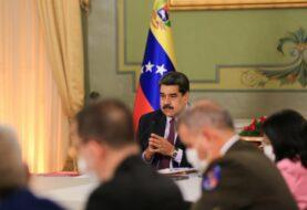 Maduro pide a Guterres reanimar el diálogo con Guyana