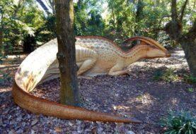 """Una """"invasión de dinosaurios"""" se instalará en un parque tropical de Florida"""
