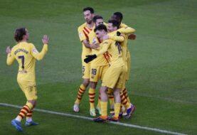 El Barça con doblete de Messi logran la victoria ante el Bilbao