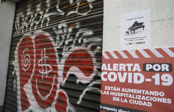 Al menos 13.500 restaurantes han cerrado en CDMX por la crisis del COVID-19