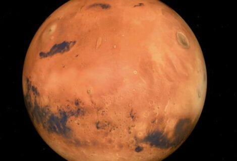 Algunas formas de vida terrestre podrían sobrevivir temporalmente en Marte