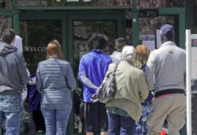 Solicitudes del subsidio por desempleo en EEUU caen a 779.000