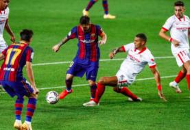 Sevilla-Barcelona y Athletic-Levante serán las semifinales de la Copa del Rey