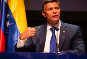 López pide sanción simultánea de EEUU y UE a violadores de derechos humanos en Venezuela