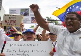 "Exiliados venezolanos declaran ""no grato"" al presidente chileno Piñera"