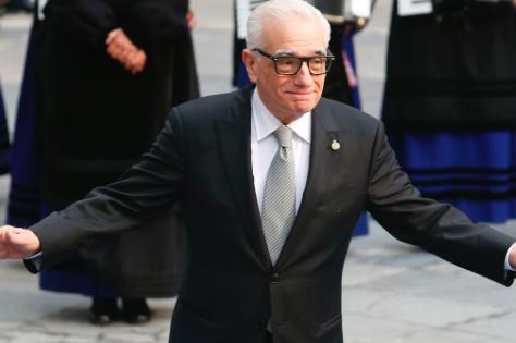 """Martin Scorsese cree que el """"streaming"""" perjudica al arte de hacer y ver cine"""