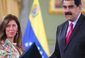 Régimen de Maduro declara persona non grata a embajadora de la UE y ordena su salida