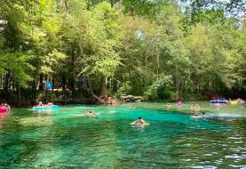 Florida permitirá a multinacional bombear agua de popular manantial