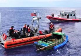 Guardia Costera de EEUU repatría a 5 cubanos rescatados en costas de Florida