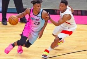 Miami Heat gana su cuarto juego al hilo ante Raptors