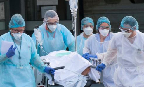 Muertos por covid-19 superan ya en el mundo los 2,5 millones