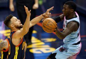 Curry y los Warriors también pueden con Miami Heat