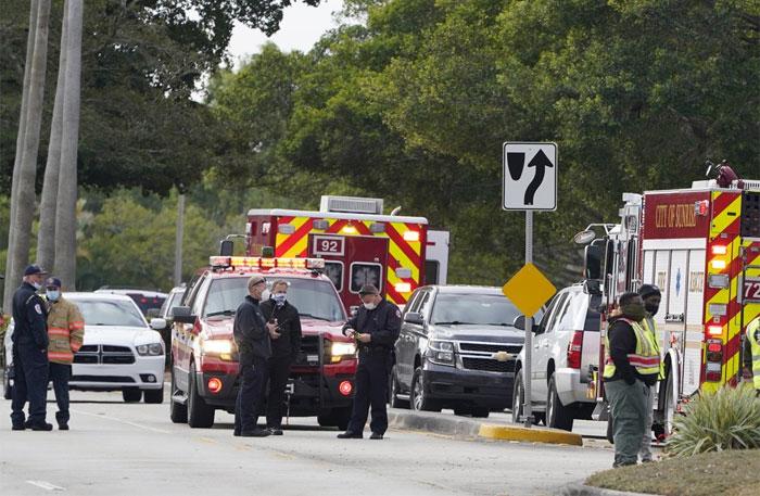 Dos agentes del FBI mueren y tres resultan heridos en registro de vivienda