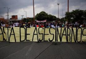 En 2020 hubo 76 masacres con 292 asesinados en Colombia, según la ONU