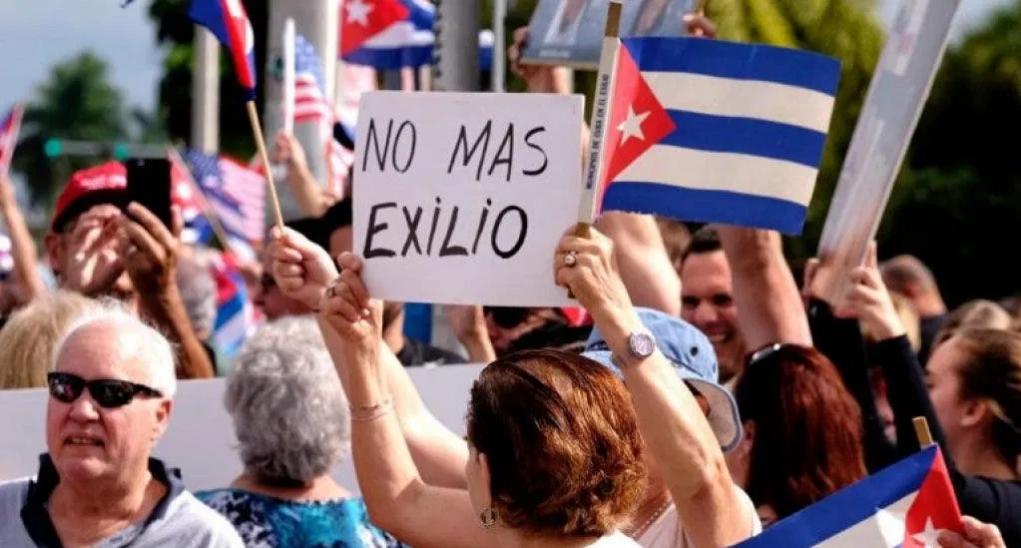 Exiliados cubanos temen por la vida de cuatro presos políticos en Cuba