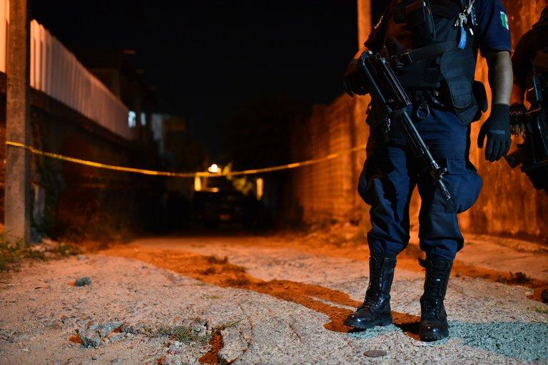 Homicidios dolosos en México caen un 5,5 % anual en enero hasta los 2.831