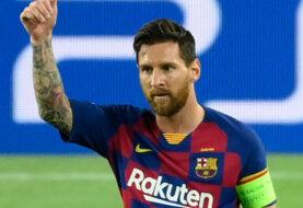 Manchester City niega contactos por Messi