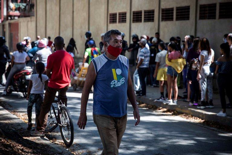 Venezuela llega a 1.253 muertes a causa de la covid-19