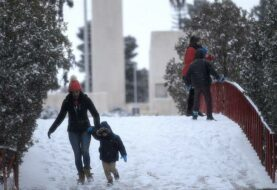 México advierte que Frente Frío provocará décima Tormenta Invernal en el país