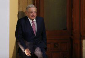 Presidente mexicano presume de buen estado de salud tras el covid-19