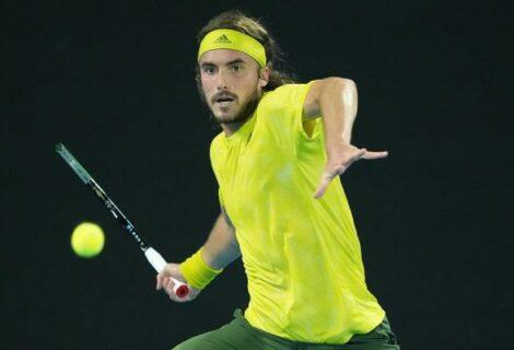 Tsitsipas reacciona y vence a Nadal en cuartos de final del Abierto de Australia