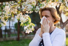 El polen aumenta el riesgo para contraer la covid-19
