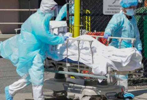 Estudio dice que muertes por covid-19 en Florida son más de las informadas