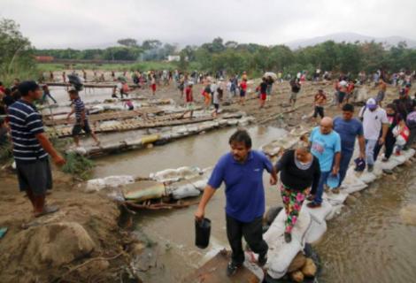 ONG piden a la ONU un enviado para la crisis en frontera colombo-venezolana