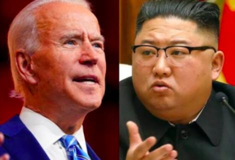 Biden no tiene planes de reunirse con Kim Jong-un
