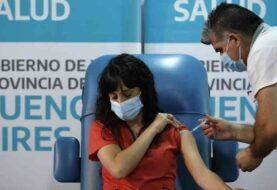 Argentina supera los 2 millones de vacunados