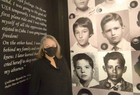 Museo de Miami muestra éxodo de 14.000 niños cubanos en Operación Pedro Pan