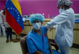 Venezuela añade 850 nuevos casos de covid-19