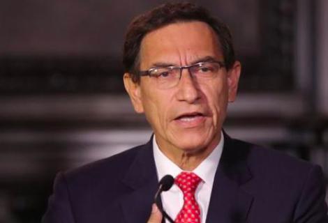 Proponen inhabilitar por 10 años al expresidente peruano Vizcarra