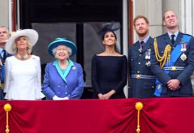 Reino Unido analiza mensaje de la Reina a los Sussex