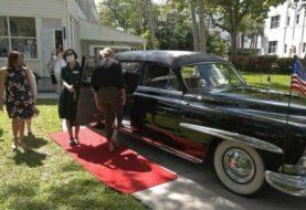 Turistas de Key West pueden pasear en la limusina presidencial de Truman
