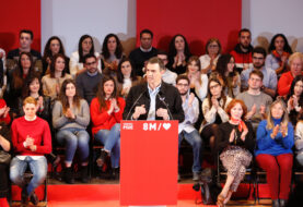 Sánchez presume de un Gobierno feminista